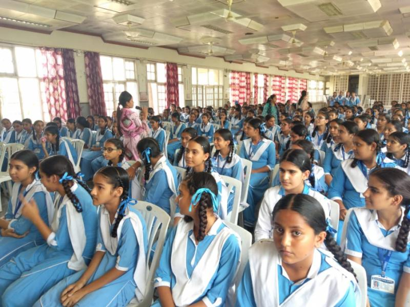 Menstrual Awareness And Hygiene Seminar