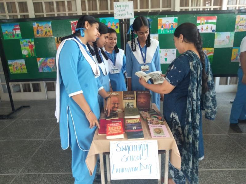 Swachhata School Exhibition Day 2019