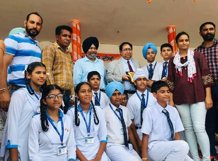 Dasmeshians of Faridkot dominated in PT show 15 Aug. 2019