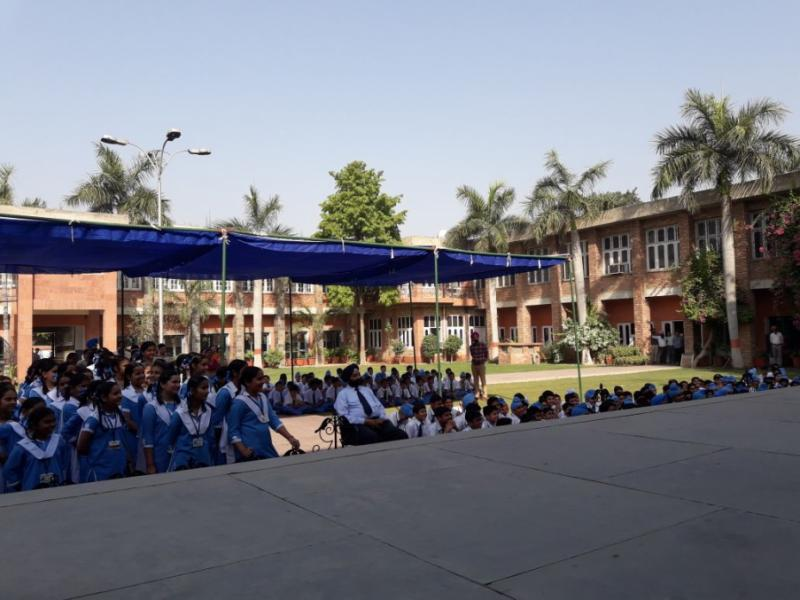 Nukkad Natak April, 2018