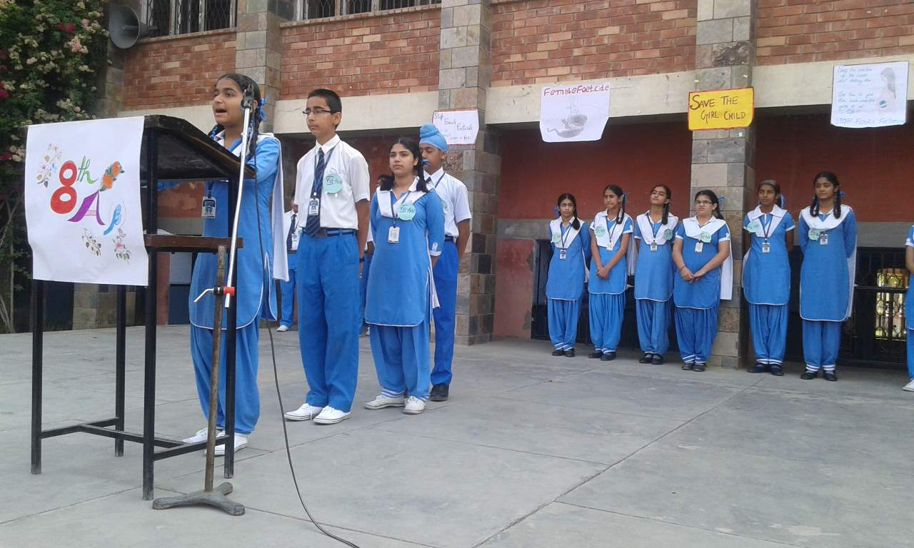 Assembly on Female Foeticide